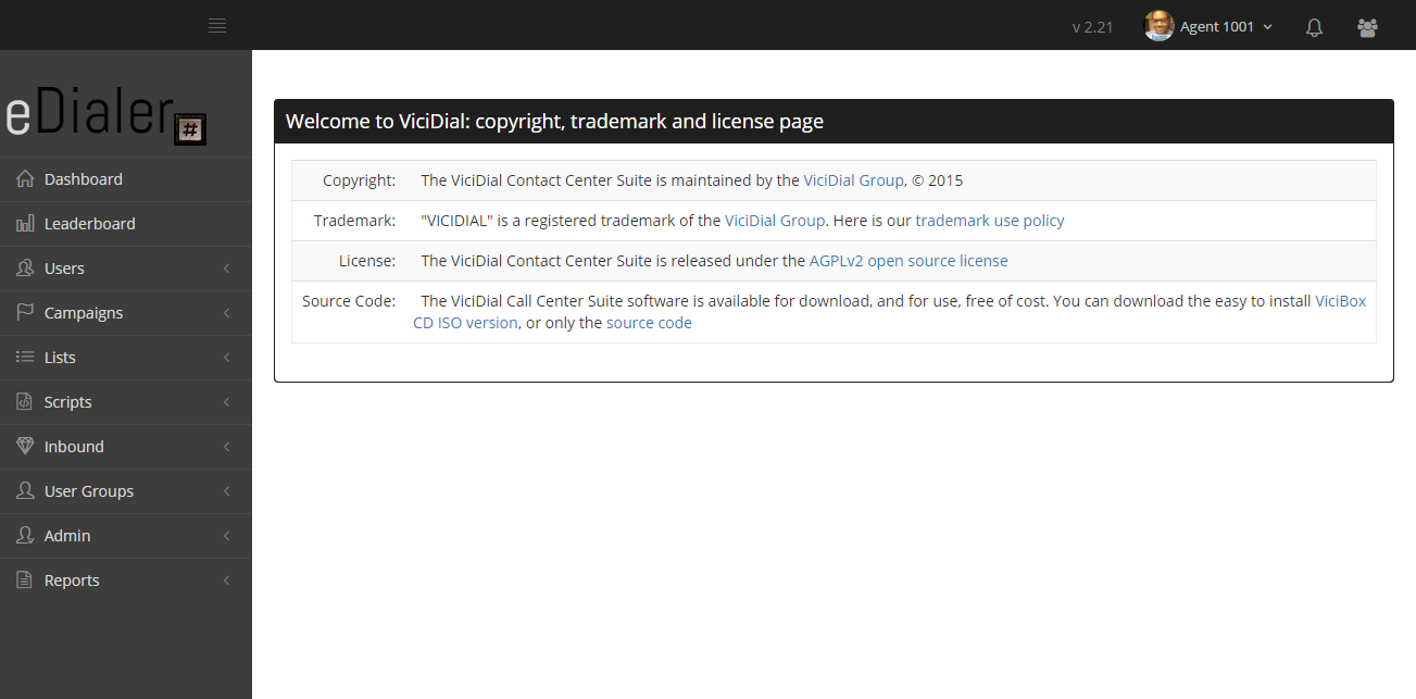 vicidial org • View topic - Vicidial on Cloud